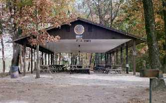 Lion's Club Shelter
